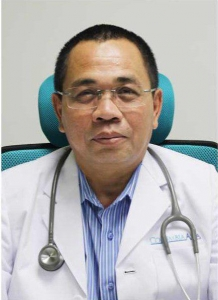 dr. Alwi Thamrin Nasution Sp.PD-KGH